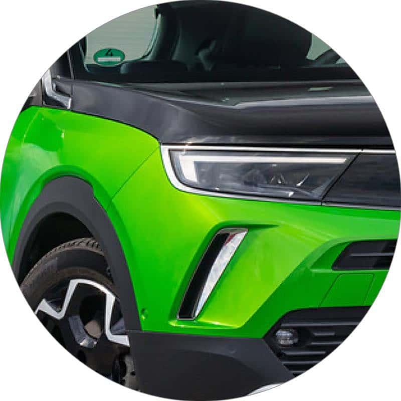 Opel Mokka private lease vergelijken