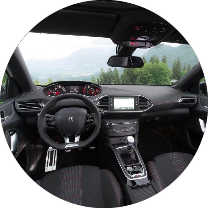 Peugeot 308 private lease vergelijken