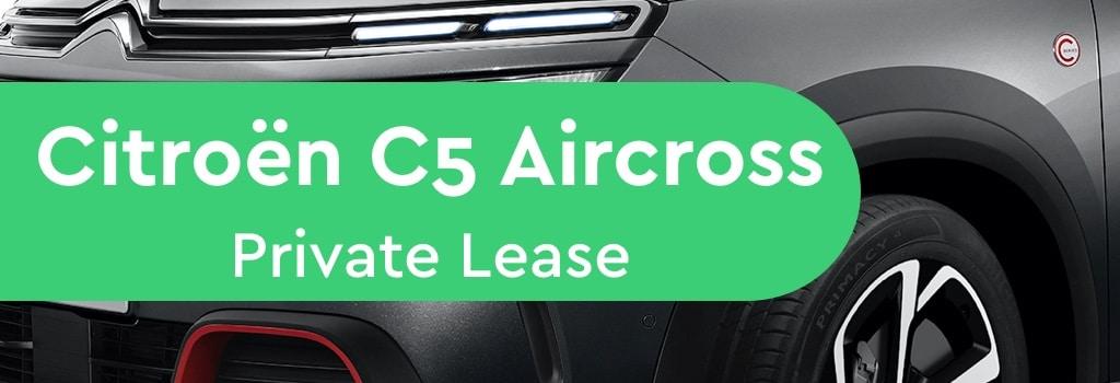 citroen c5 private lease
