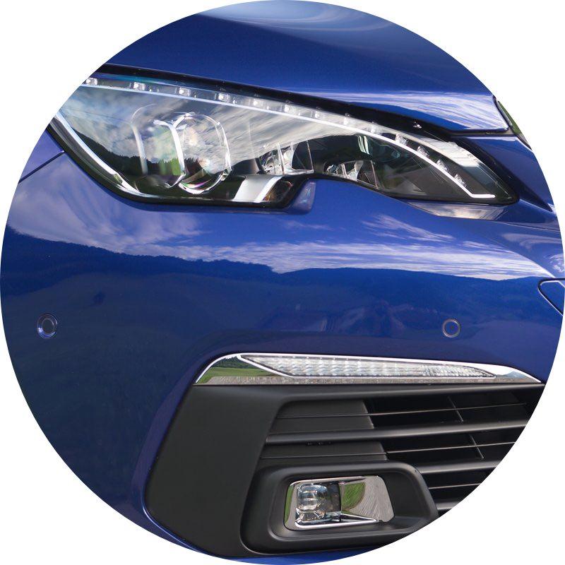 elektrische Peugeot 308 SW private lease