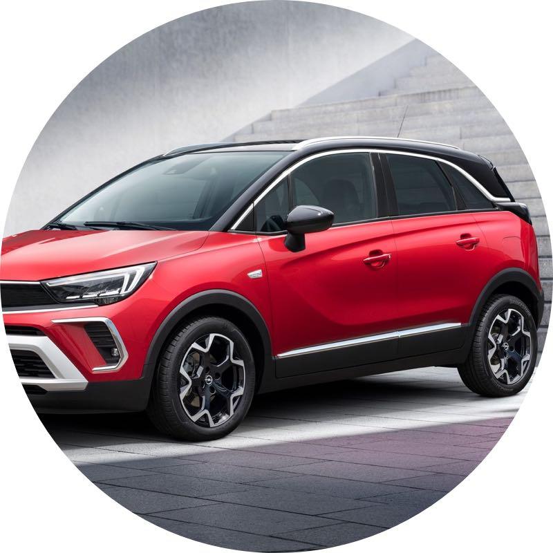 goedkoopste Opel Crossland Private Lease