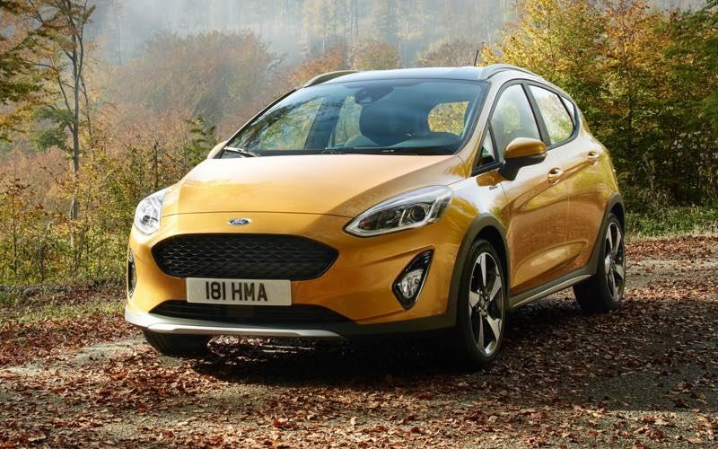 Ford Private Lease vergelijken