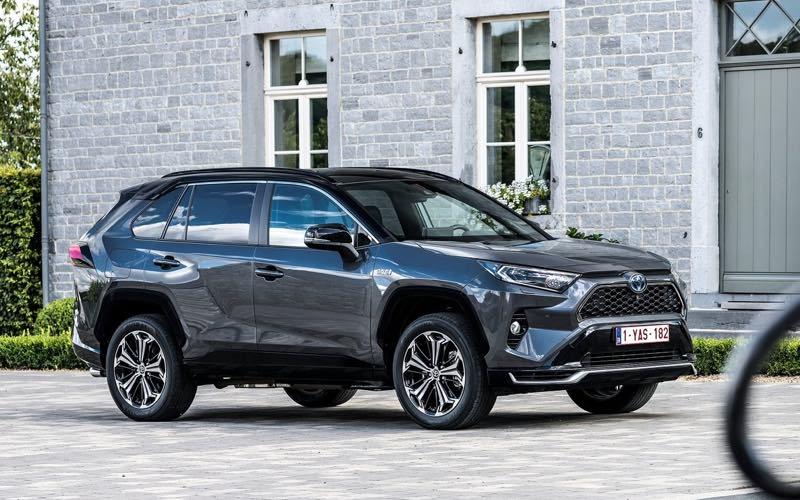 Toyota Private Lease vergelijken