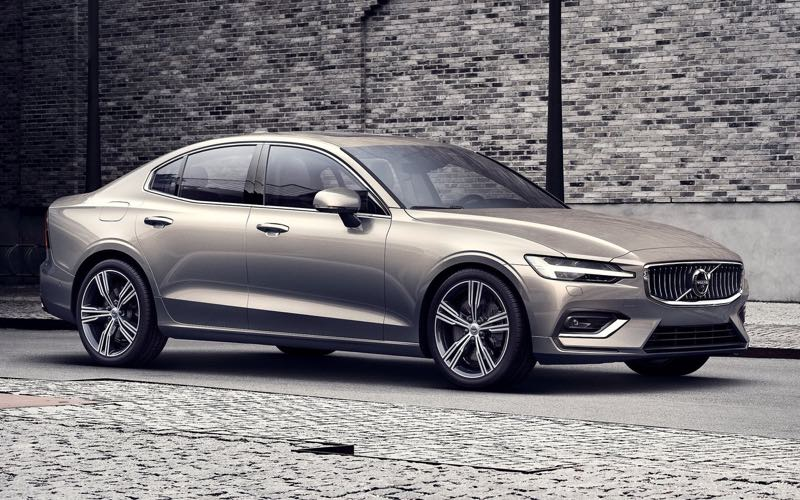 Volvo Private Lease Automaat