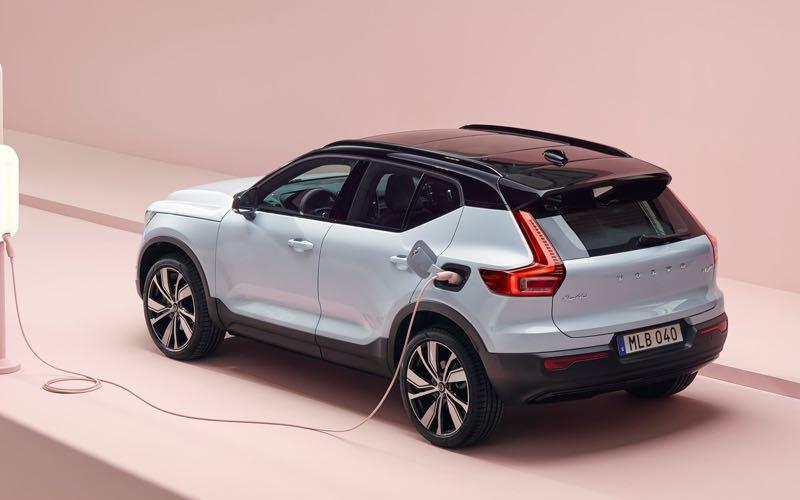 Volvo Private Lease vergelijken