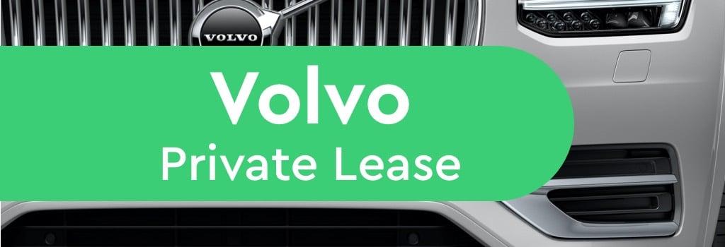 volvo private lease