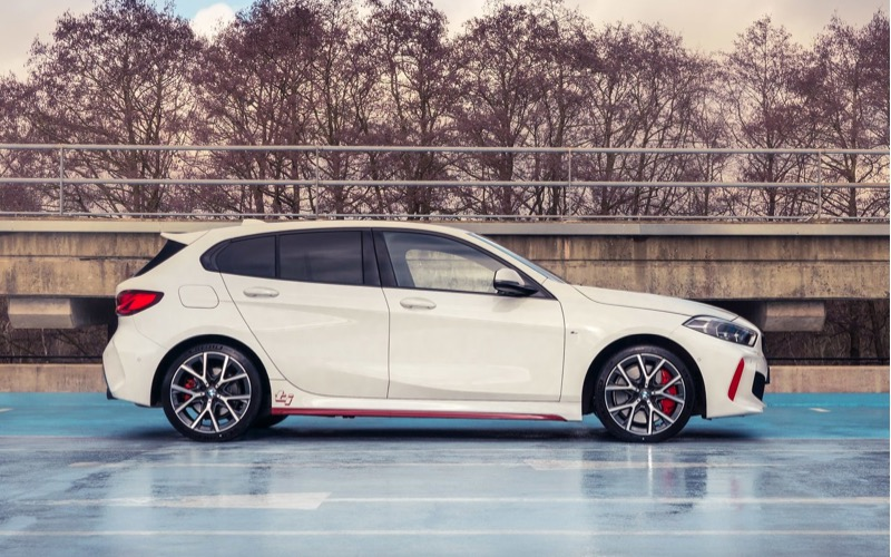 bmw Private Lease Actie
