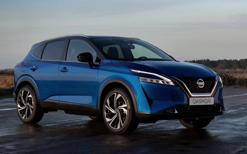 Nissan Private Lease vergelijken
