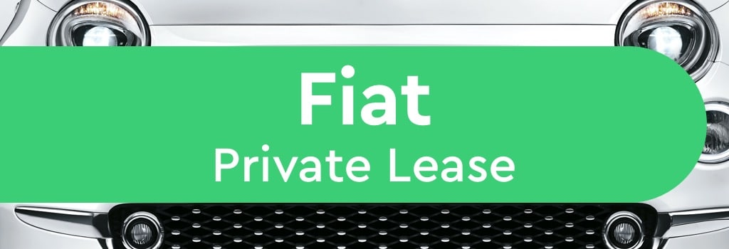 fiat private lease