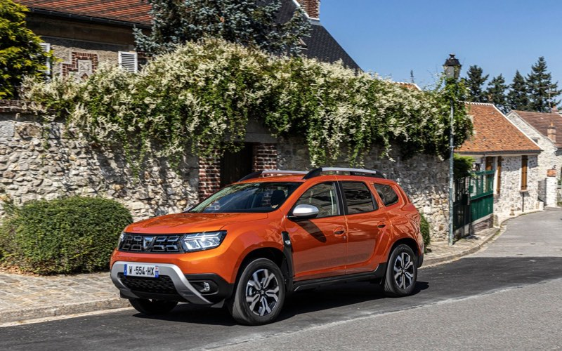 Dacia Prive leasen