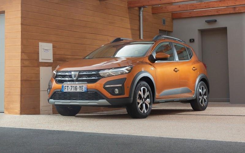 Dacia lease particulier