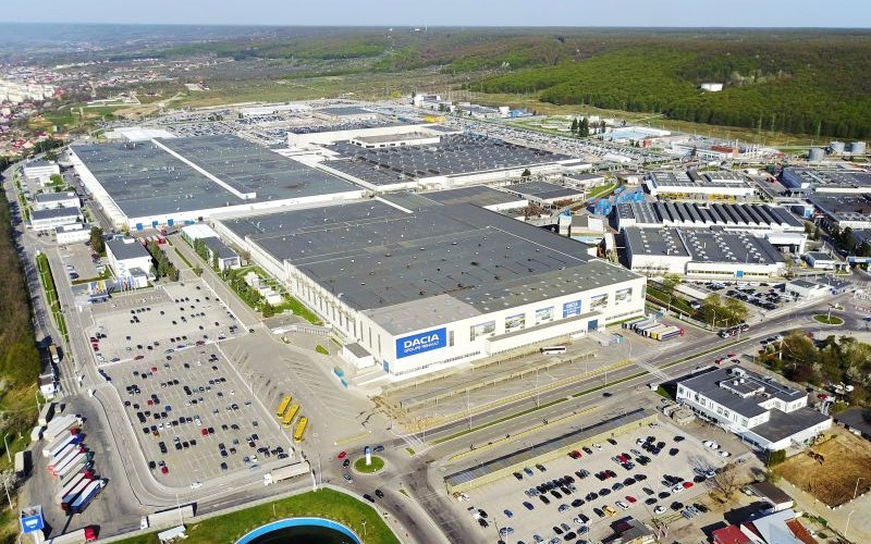 Dacia privat lease