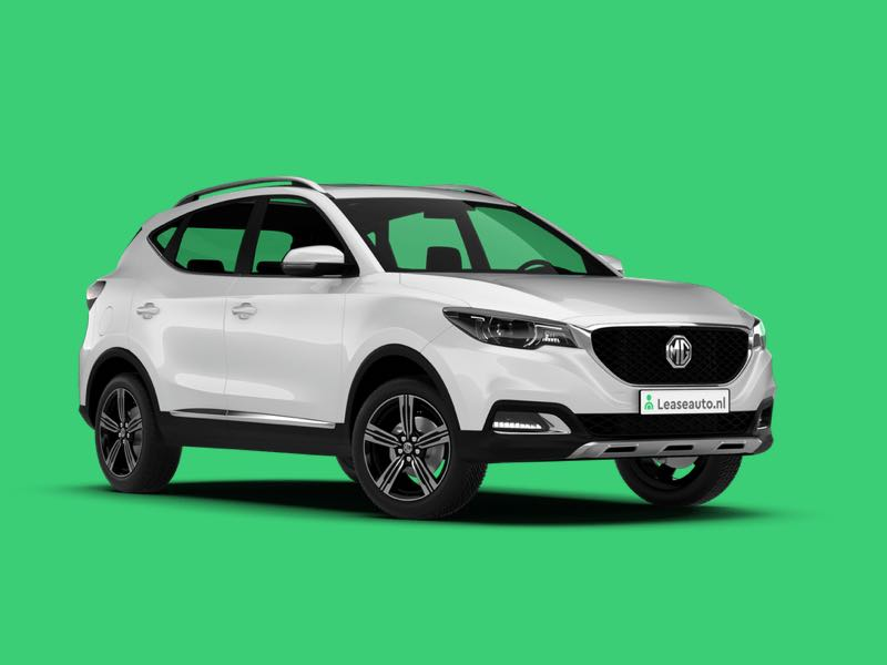 MG ZS Prive Lease Aanbieding