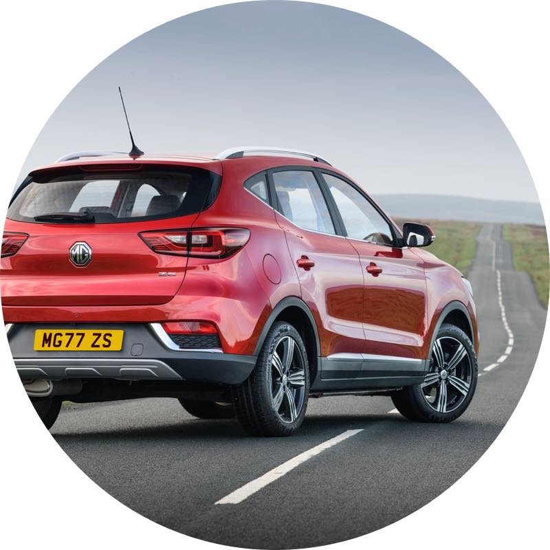 goedkoopste MG ZS Private Lease