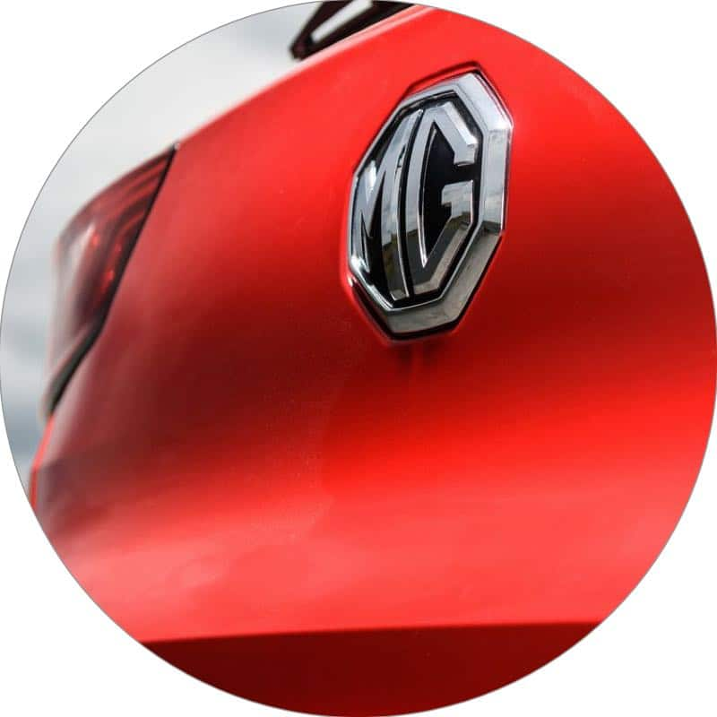 mg zs private lease automaat