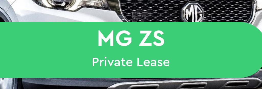 mg zs private lease