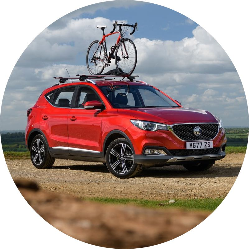 mg zs voordelige private lease