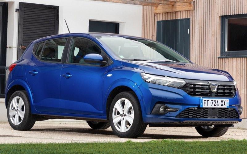 private lease Dacia